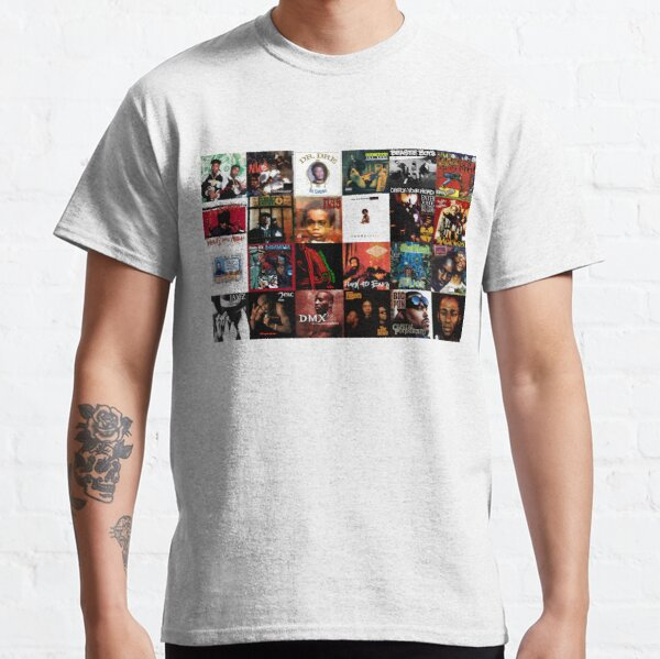90er Jahre Hip Hop Classic T-Shirt