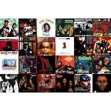 90's Hip Hop by bluegreen