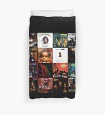 90's Hip Hop Duvet Cover