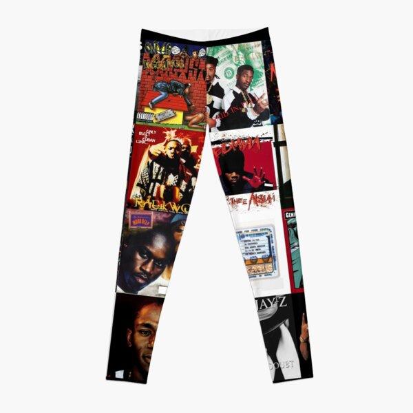 90's Hip Hop Leggings