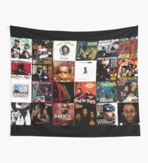 90's Hip Hop Wall Tapestry