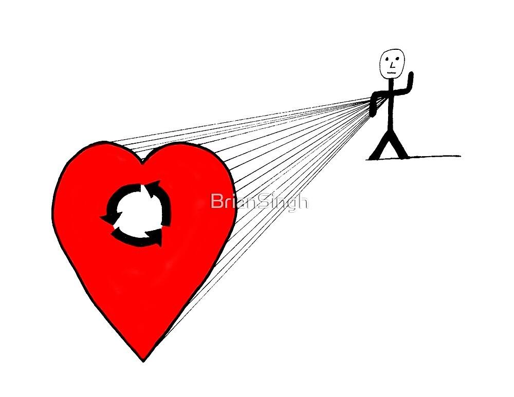 A True Heart by BrianSingh