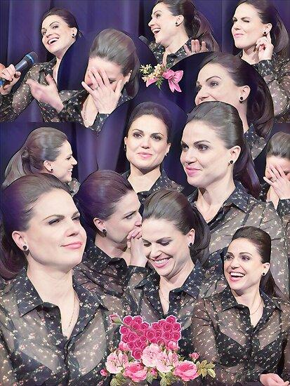 Lana Parrilla Collage by JaimeMAddicted