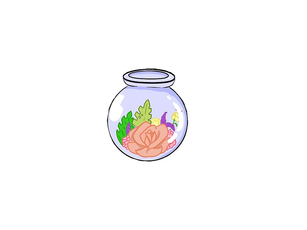 Flower Bowl by cherrywhine