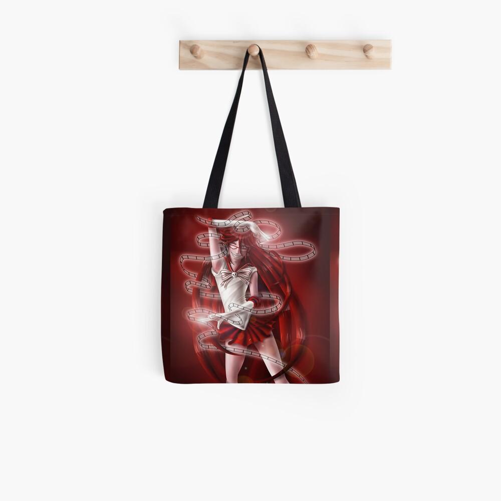 Seemann Senshi Grell Tote Bag