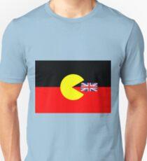Australian Aboriginal Flag Unisex T-Shirt