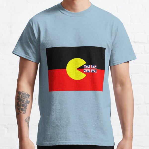 Australian Aboriginal Flag Classic T-Shirt