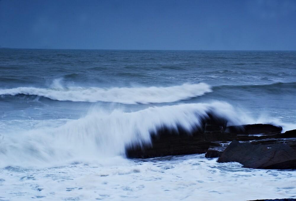 Sea Spray by David Wilkins