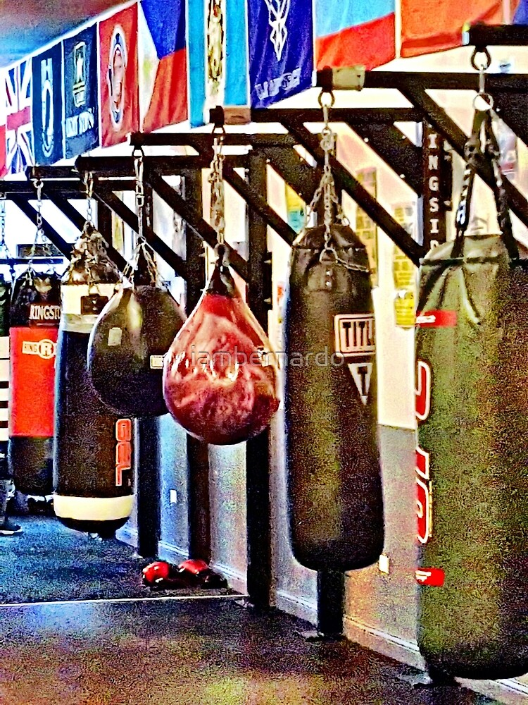 The Bags: Gym Life  by iambernardo