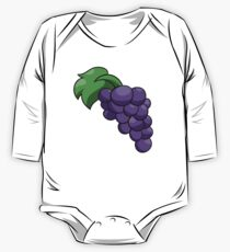 Purple grapes of concord Kids Clothes