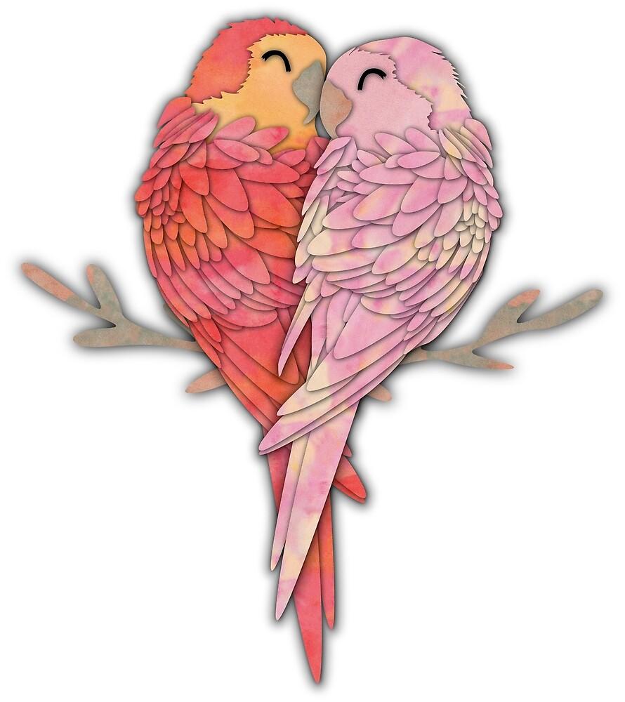 Love Birds by aecdesign