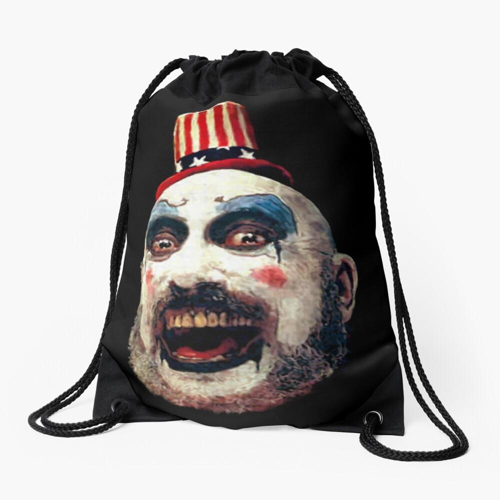 Captain Spaulding Drawstring Bag