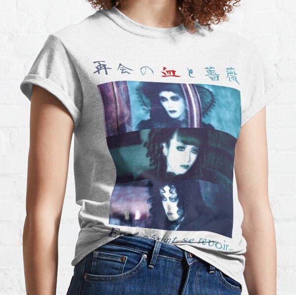 Malice Mizer - Saikai no Chi a Bara Camiseta clásica