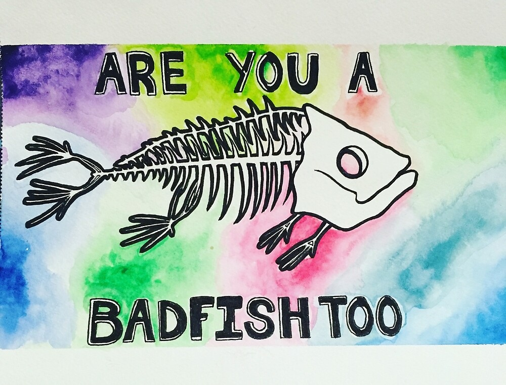Sublime- Are You A Badfish Too by AcediaArt