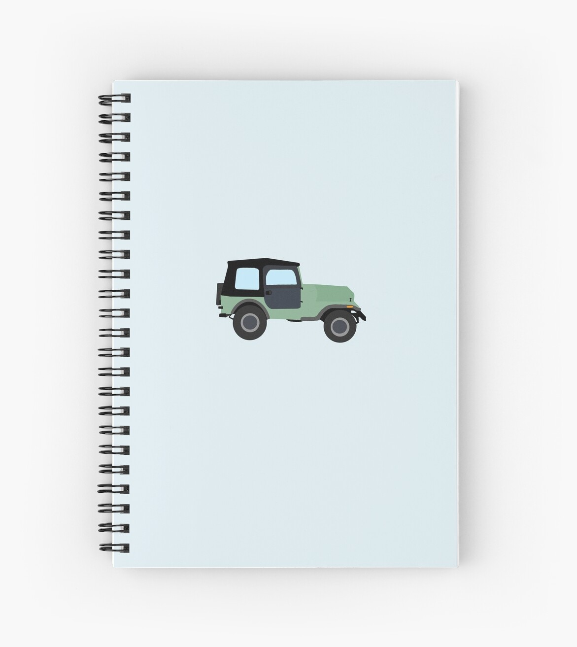 Little Jeep by budmarv2