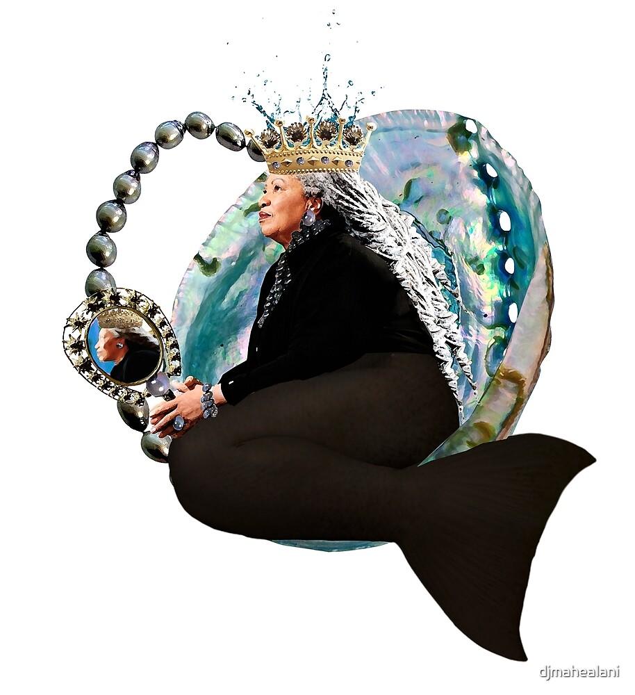 beloved mermaid by djmahealani