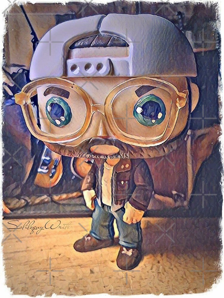 Funko #49 by soliloquywriter