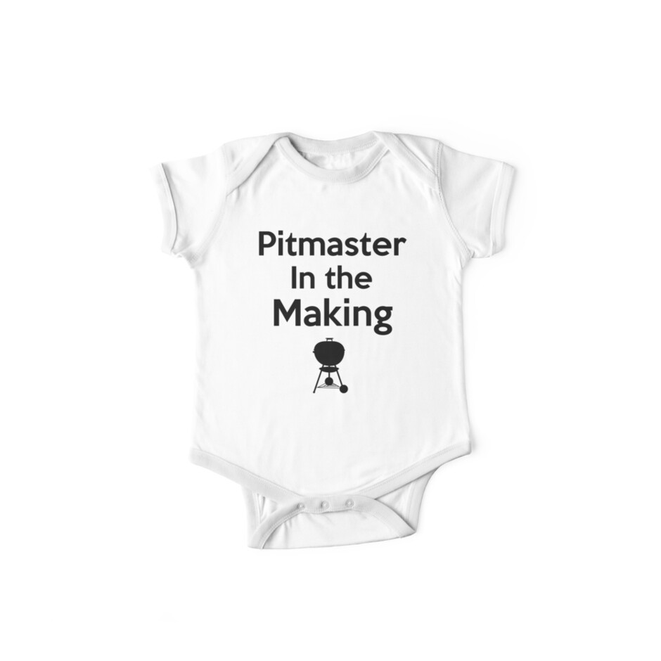 Junior Pitmaster. by BloodSweatBeers