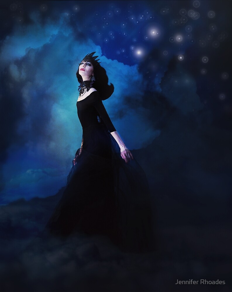 Queen of Midnight by Jennifer Rhoades