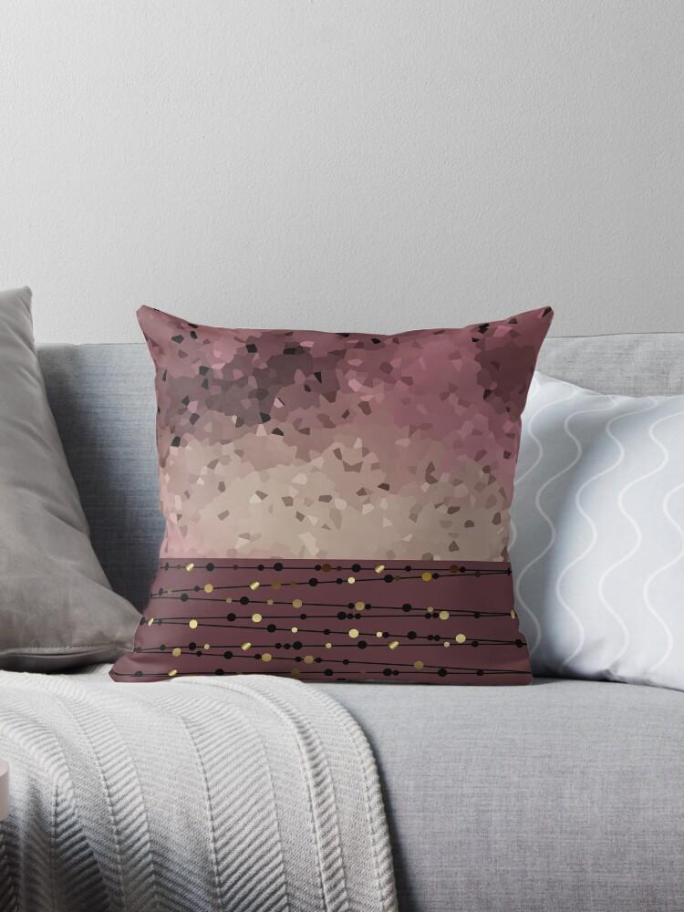 Pink brown combo pattern .  by fuzzyfox