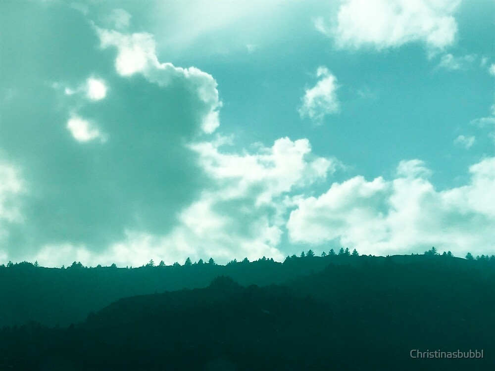 Peaceful  Forest by Christinasbubbl