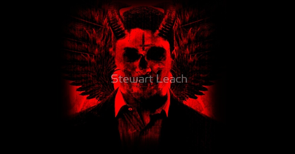 The Devil in Everyone by Stewart Leach