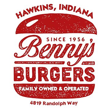 benny's burgers by candrabudiyanto