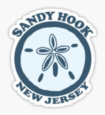 Sandy Hook -  New Jersey. Sticker