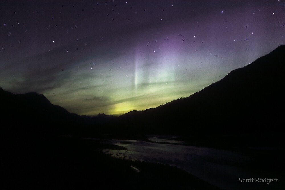 Northern Lights  by Scott Rodgers
