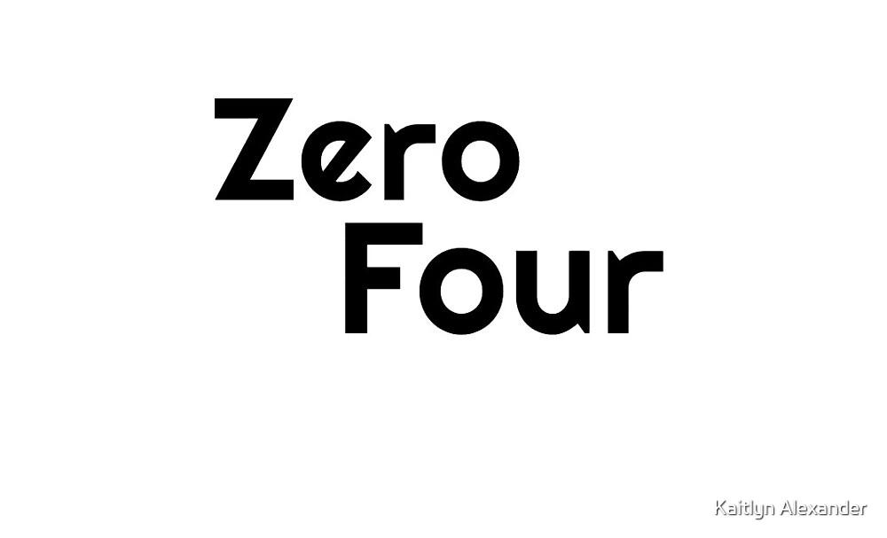 Zero-Four Baekhyun by Kaitlyn Alexander