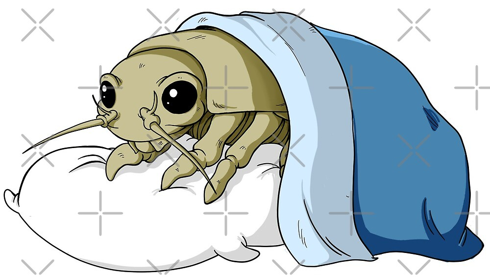 Isopods Are Cute Pets by Kaw-dev