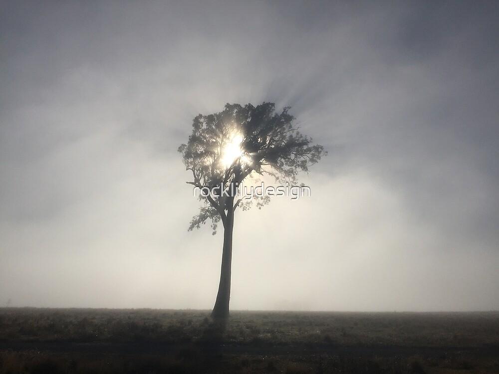 Fog Tree by rocklilydesign