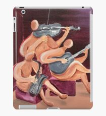 Jazz Trio iPad Case/Skin