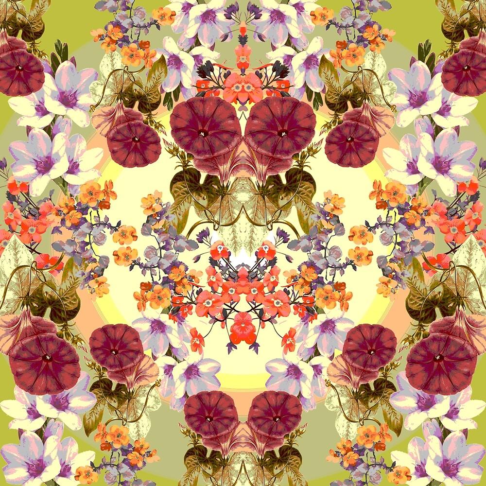 Dainty Garden by Zala Farah