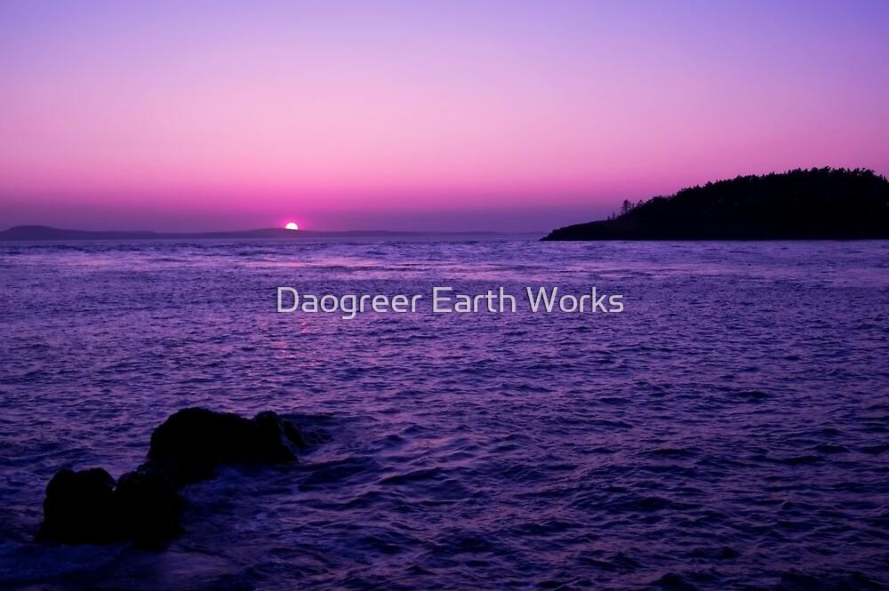 Set of Nine by Daogreer Earth Works