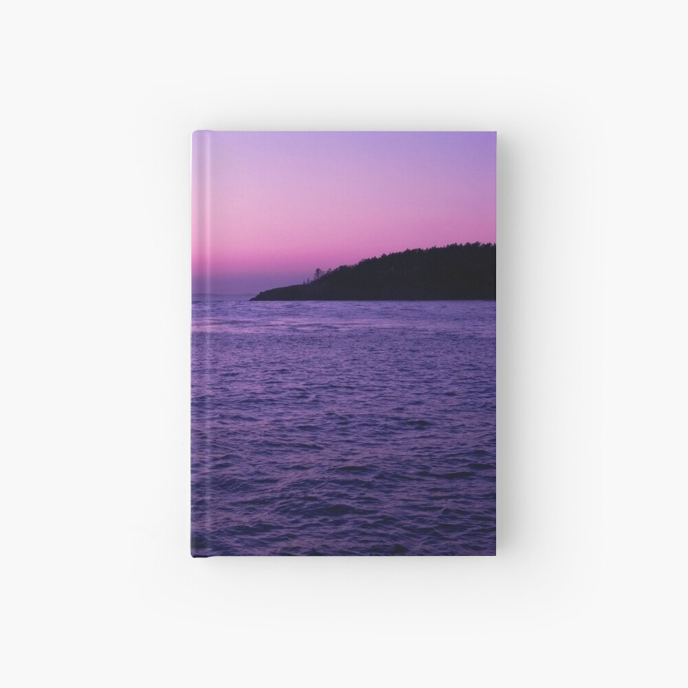 Set of Nine Hardcover Journal