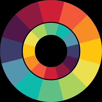 Complementary Colour Wheel by iopan