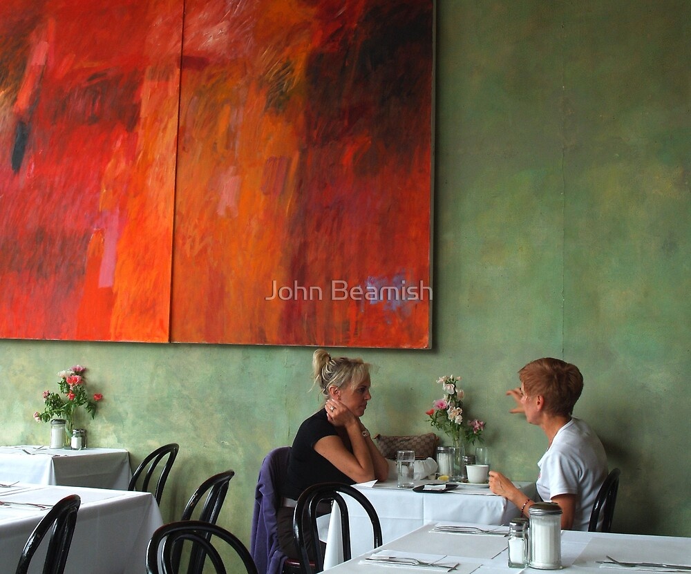 The Conversation by John Beamish