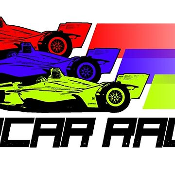 Indycar Racing (Primary Colors) by CamrosX