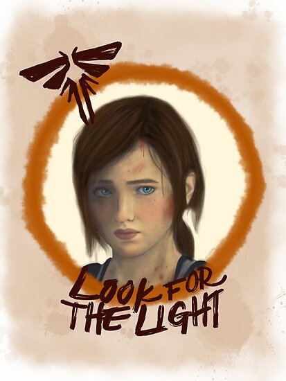 Look For The Light by retr0babe