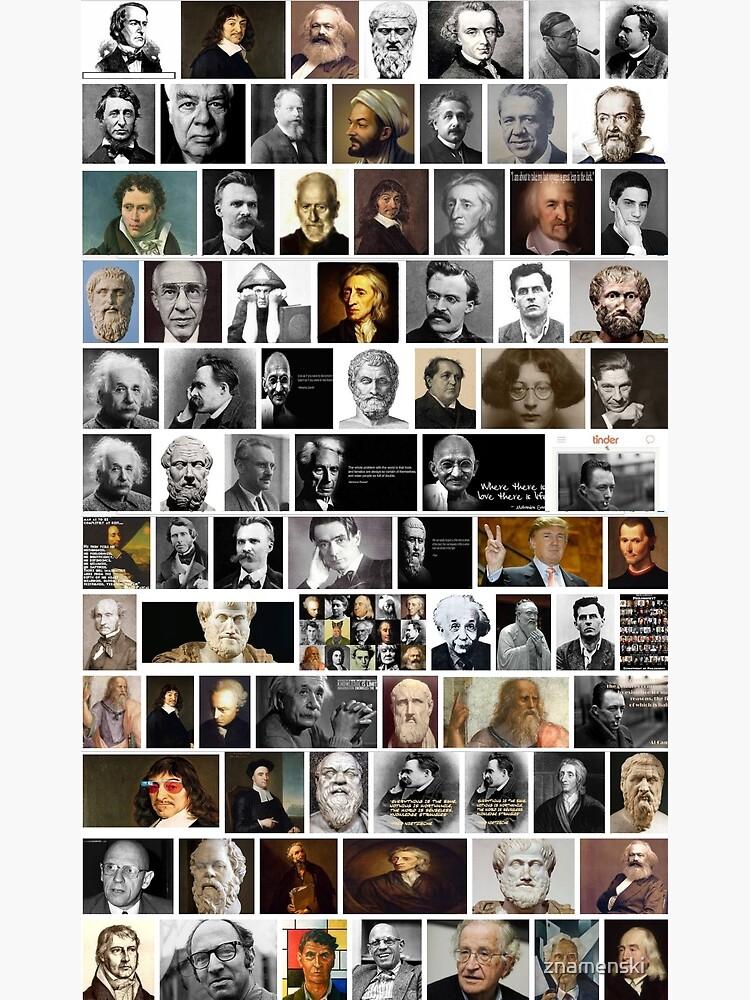 Famous philosophers, #Famous, #philosophers, #FamousPhilosophers, #Philosophy, #philosopher, #FamousPhilosopher by znamenski