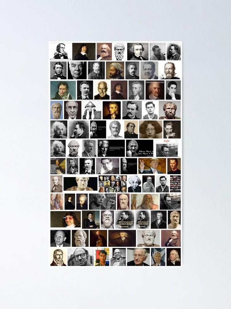 Alternate view of Famous philosophers, #Famous, #philosophers, #FamousPhilosophers, #Philosophy, #philosopher, #FamousPhilosopher Poster