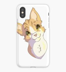 Casper iPhone Case/Skin