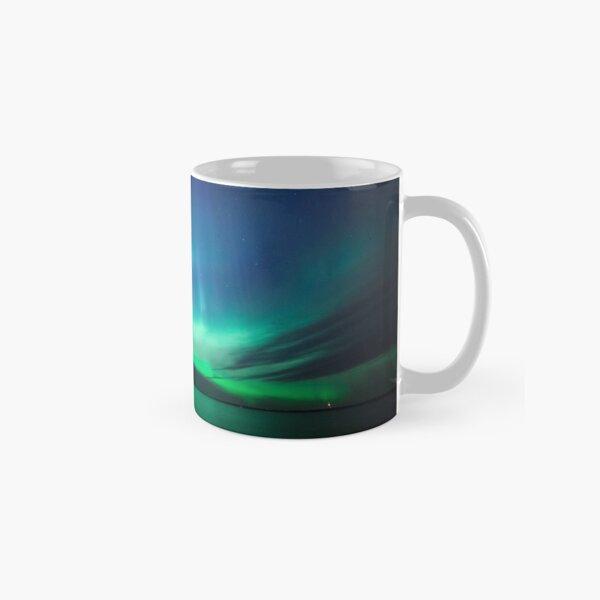 Beautiful northern lights Classic Mug