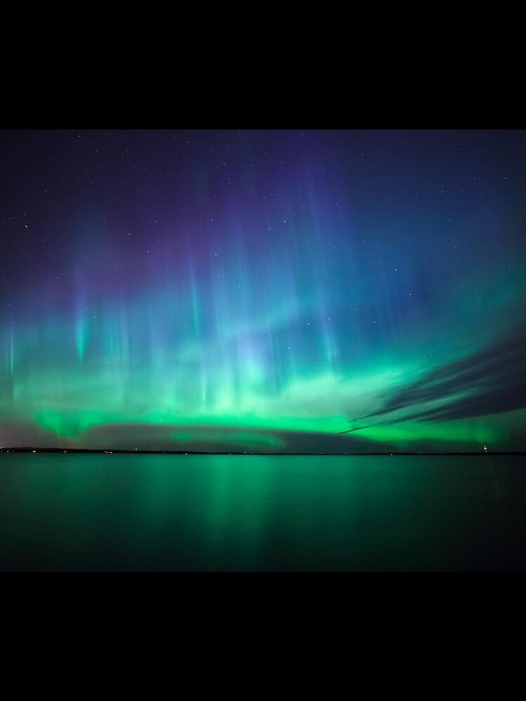 Schöne Nordlichter von Juhku