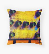 Signed Throw Pillow