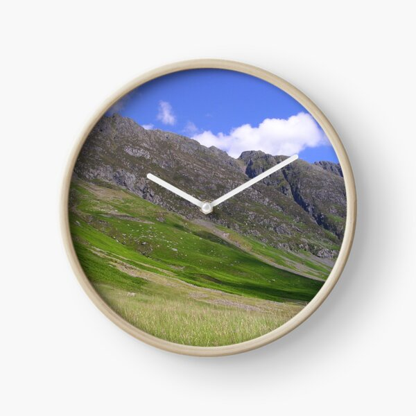 Glen Coe (4) Clock