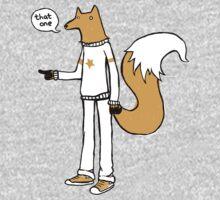 Choosy fox