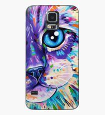 Katzen in Farbe 1 - Ragdoll Katze Hülle & Klebefolie für Samsung Galaxy