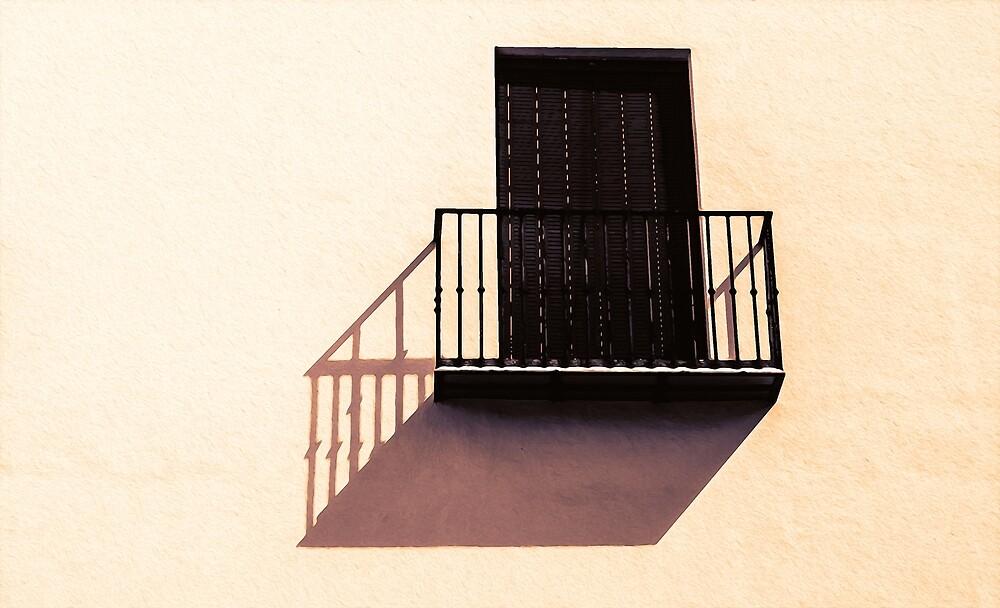 Windows and Shadows by Andrea Mazzocchetti